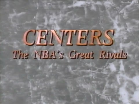 Sports Illustrated - Centers: The NBA's Greatest Rivals
