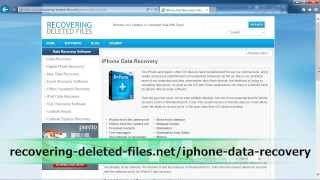 Easy To Use iPhone Backup Extractor |iPhone 4/4s|iPhone 5/5s/5c|iPhone 6/6S/Plus|iPhone 3gs