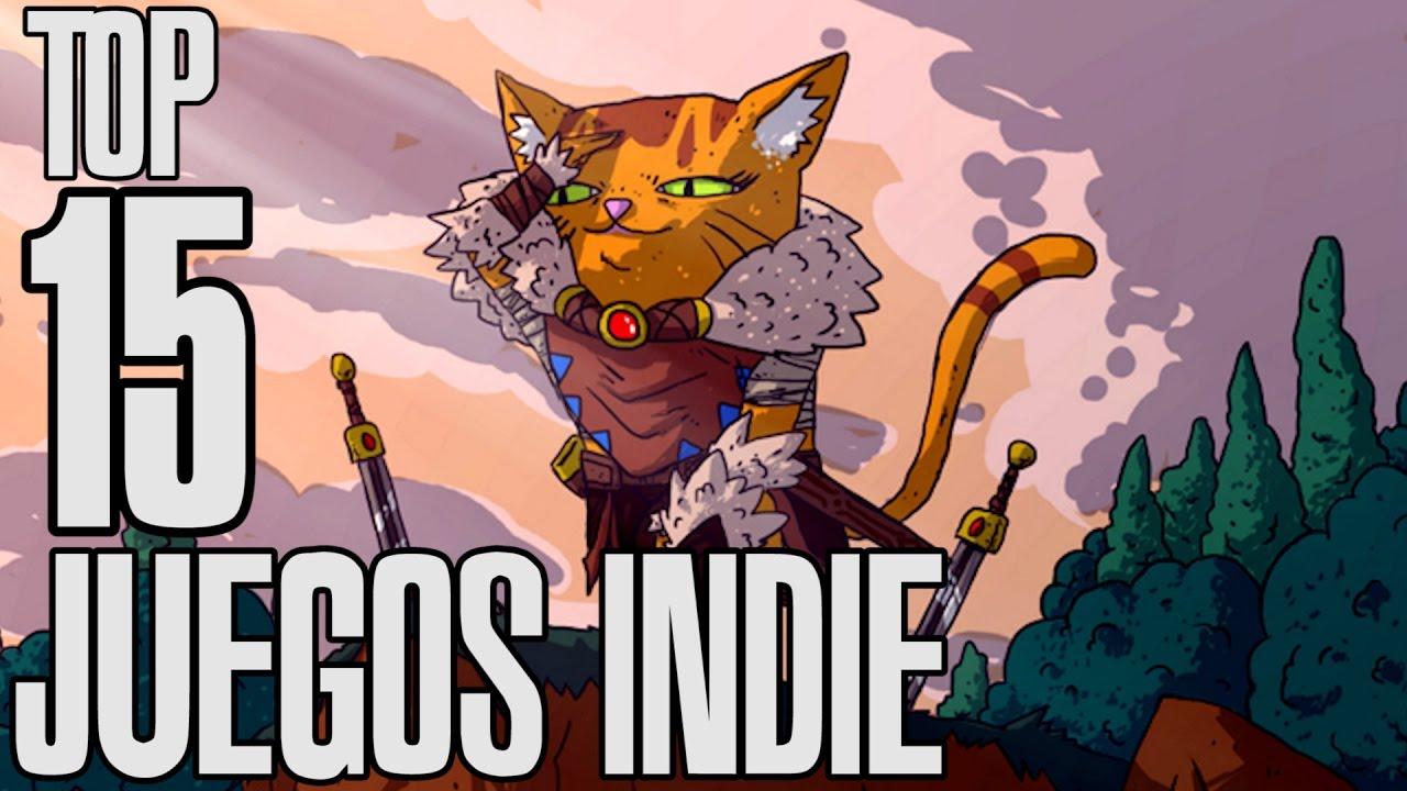 Top 15 Mejores Juegos Indie Otro Youtube