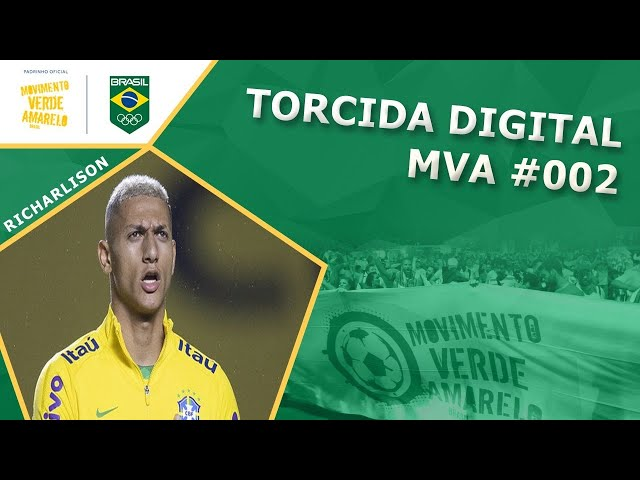 Torcida Digital MVA #002 - Tóquio 2021 - Estreia do Futebol Masculino e do Remo