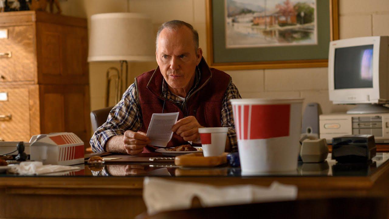 'Dopesick': Michael Keaton, Kaitlyn Dever on Hulu's heartbreaking ...