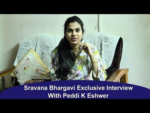 Sravana Bargavi Exclusive Interview With Peddi K EShwer