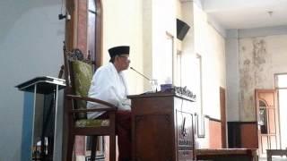 PENGAJIAN RUTIN AHAD PAGI AWAL BULAN DESEMBER 2015 BERSAMA KH. HASYIM MUZADI | mohammad anshori