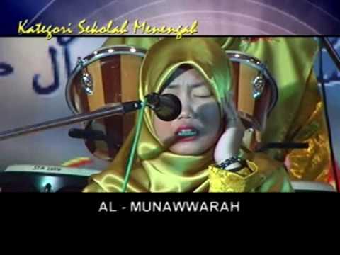 Al-Munawwarah: Lagu 2-Al-Quran Panduan As-Sunnah Pedoman