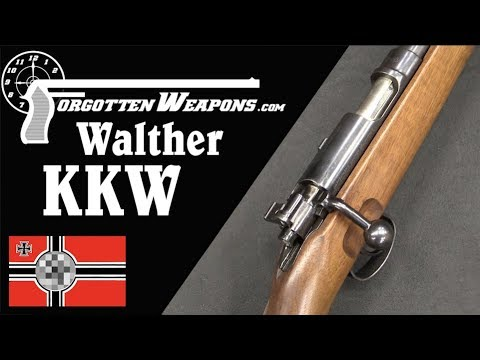 Walther KKW: Competition Shooting in Nazi Germany