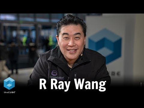 Ray Wang, Constellation Research | IBM Think 2019