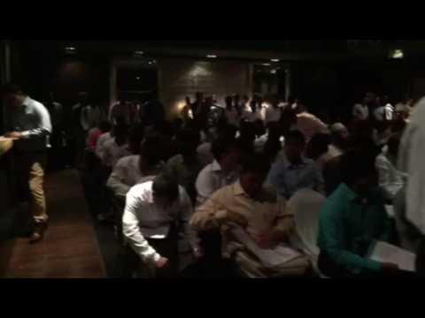 Ministry of Health Oman interview-Mumbai