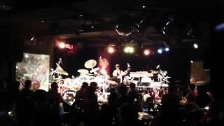 Led Boots / kozo suganuma(Ds) VS you hatakeyama(Perc) at Blues Alley Japan