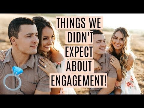 THINGS WE DIDN'T EXPECT ABOUT ENGAGEMENT! Q+A | Lauren LeBouef Mp3