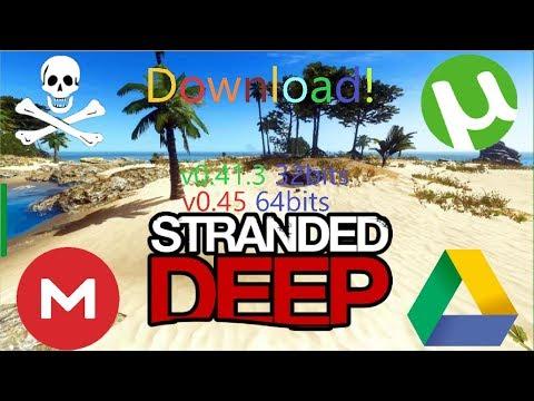 download stranded deep versi terbaru