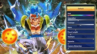 ALL PHOTO MODE FEATURES! Dragon Ball Xenoverse 2 How To Use FREE Photo Mode DLC Gameplay