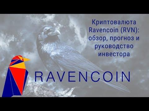 Криптовалюта Ravencoin (RVN): обзор, прогноз и руководство инвестора
