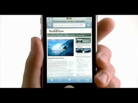 iPhone 3G - Greece - TV ad