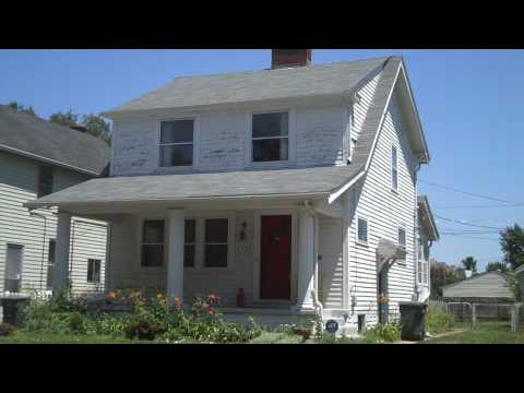Columbus Ohio Rental Houses - 1322 S 4th St In Historic Area