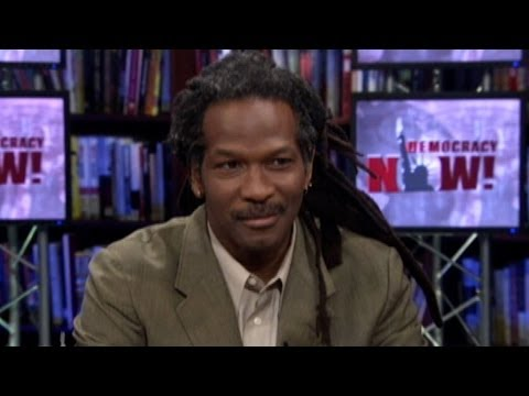 """""""Drugs Aren't the Problem"""": Neuroscientist Carl Hart on Brain Science & Myths about Addiction"""