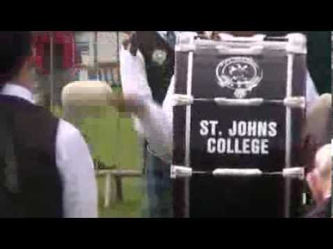 St John's College Pipes and Drums, Zimbabwe