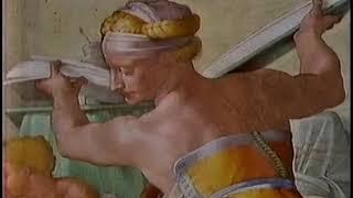 システィーナ礼拝堂壁画修復 ミケランジェロ 最後の審判(Documentary TV)