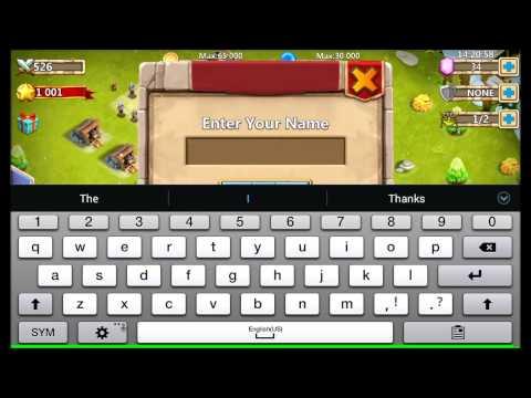Lets Play Castle Clash - Recommendations 101