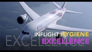 INFLIGHT HYGIENE EXCELLENCE l Thai Airways
