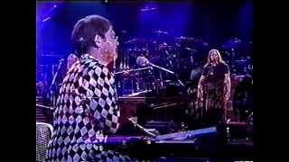 Elton John - Someone Saved My Life Tonight (Live in Rio de Janeiro, Brazil 1995) HD