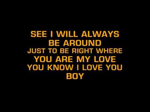 Whitney Houston - I Believe In You And Me (Karaoke)