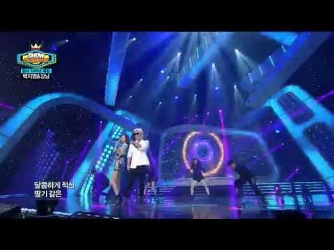 쇼챔피언 - episode-139  Baek Z Young with Kang Nam - Ear Candy