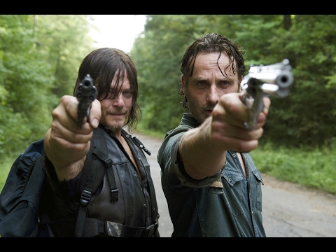 The Walking Dead from the very beginning on Sky Box Sets
