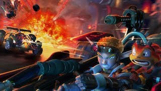 JUST RELEASED THIS TODAY - Jak X: Combat Racing HD