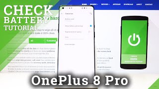 How to Show Battery Percentage on OnePlus 8 Pro – Battery Levels