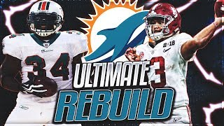 Tua Tagovailoa Tries To Become Dan Marino 2.0 | MIAMI DOLPHINS ULTIMATE REBUILD -- EP 12