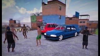 Novo Jogo de Carros Rebaixados com Multiplayer para Celular - Criminal Brasil 2018