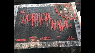 The Culture Fly The Horror Haul unboxing