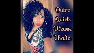 Outre Quick Weave Thalia | Samsbeauty