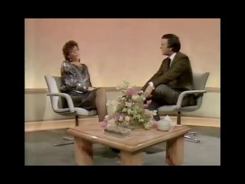 Sir Terry Wogan interviews Sarah Douglas (1985)