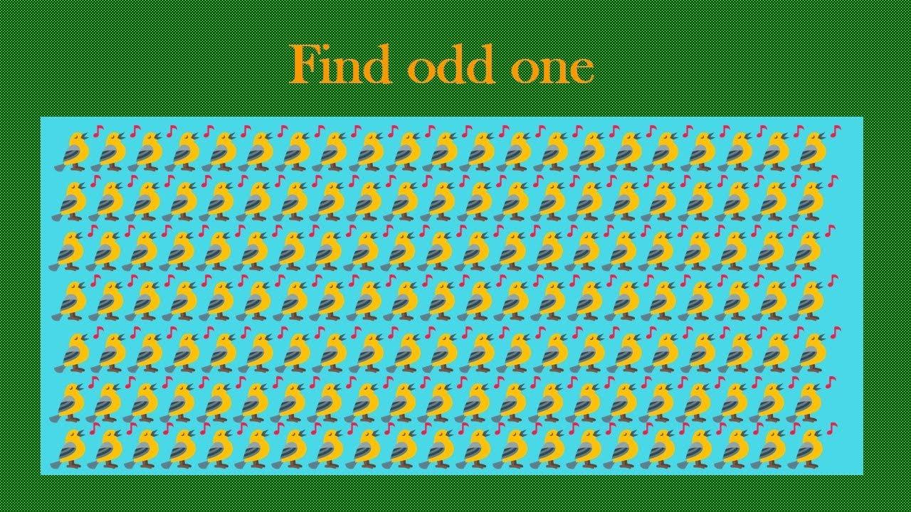 Find odd one challenge | #SkillUpwithGenie #Brainteaser #Findodd