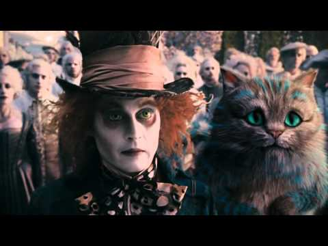 Unofficial Alice In WonderLand 2010 Trailer