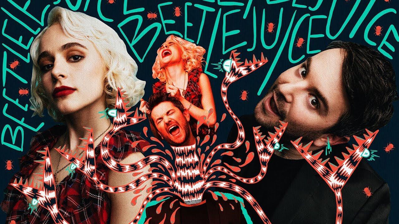 Beetlejuice Musical Starring Alex Brightman To Receive Original Cast Album Broadway Buzz Broadway Com