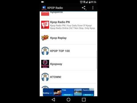 KPOP RADIO - Free android app