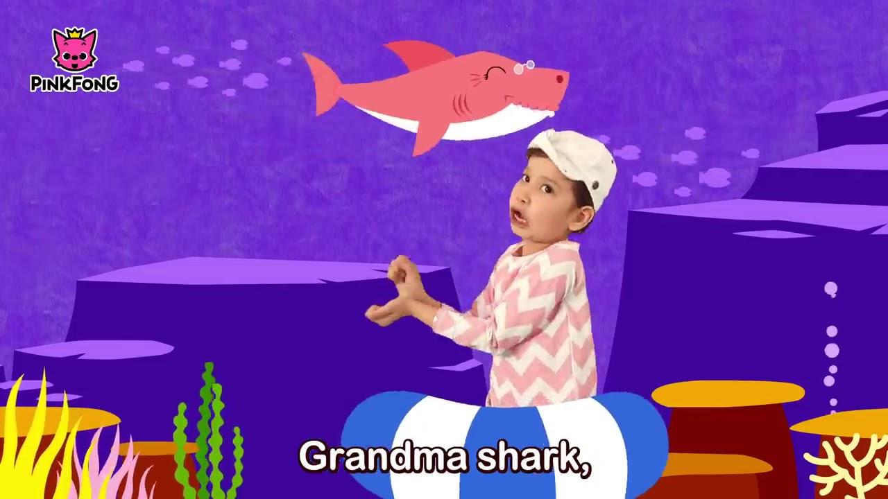 Baby Shark Dance Sing and Dance! Songs for Children - YouTube