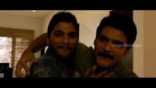 Race Gurram Movie making - Allu Arjun, Shruti Haasan, Surender Reddy