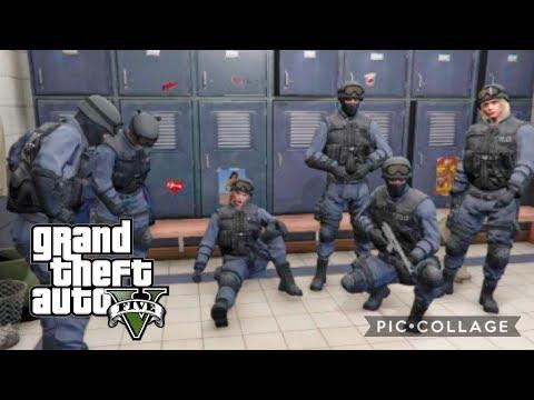 SSPD SWAT RP Music Video