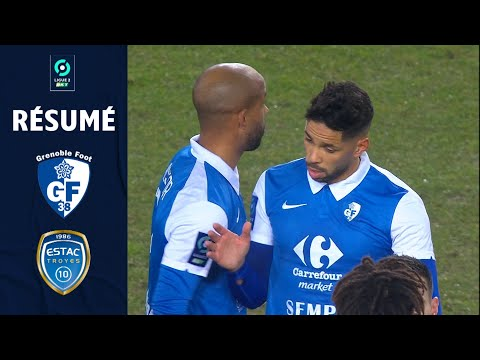 Grenoble Troyes Goals And Highlights