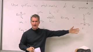 Chemistry 202. Organic Reaction Mechanisms II. Lecture 17. Kinetics and Rate Equations, Part 2