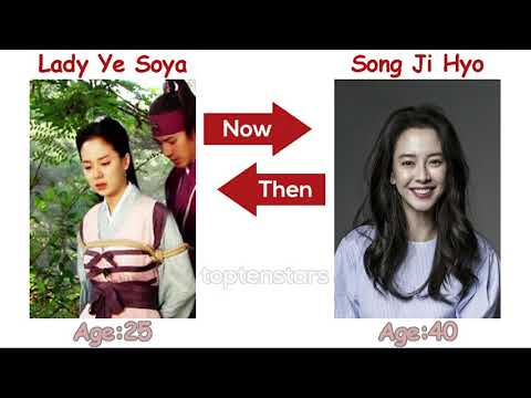 JUMONG Cast⭐Then And Now   Real Name And Age   2006 Vs 2021