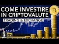 COME INVESTIRE IN BITCOIN e altre CRIPTOVALUTE | Trading & Exchange