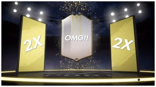 OMG 2X PRIME ICON MOMENTS IN FUT CHAMPS REWARDS!! (FIFA 19 Pack Opening)