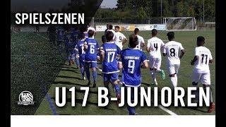 1. FC 1906 Erlensee U17 – SV Darmstadt 98 U17 (2. Spieltag, U17 Hessenliga)
