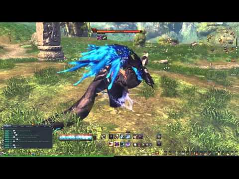 【Blade And Soul】 ~100 Ping Vs ~16 Ping