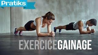 Fitness - Musculation : Comment bien faire son gainage