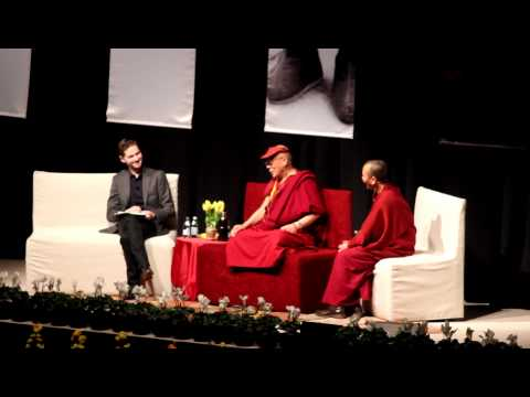 A Conversation with His Holiness in Melbourne(Short clip)